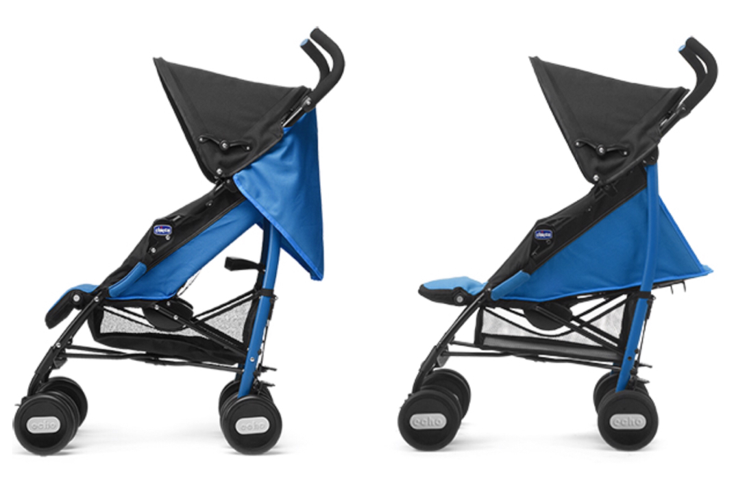 Picture - Chicco Echo pushchair stroller