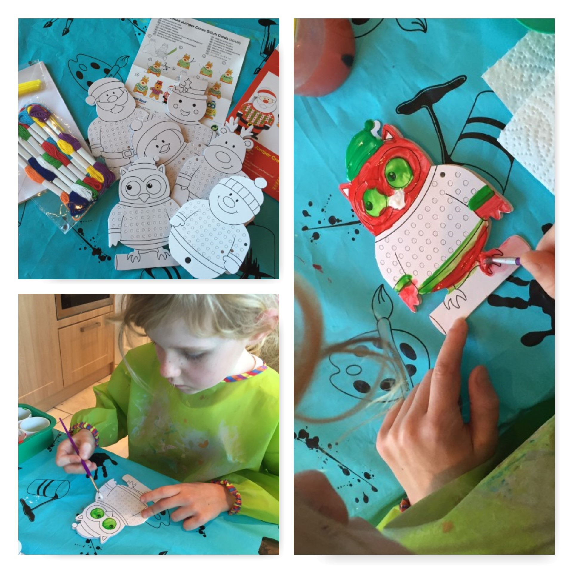 Decorating Ideas > Kids Christmas Craft Kits  All About A Mummy ~ 074301_Christmas Decoration Craft Kits
