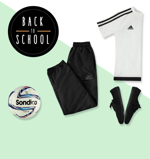 Sports kit from sports direct picture