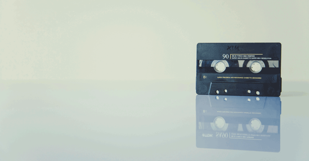 Picture of a cassette