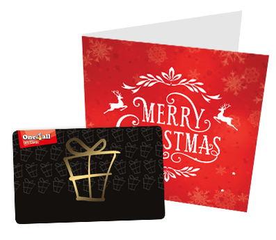 Picture of One4all multistore gift card