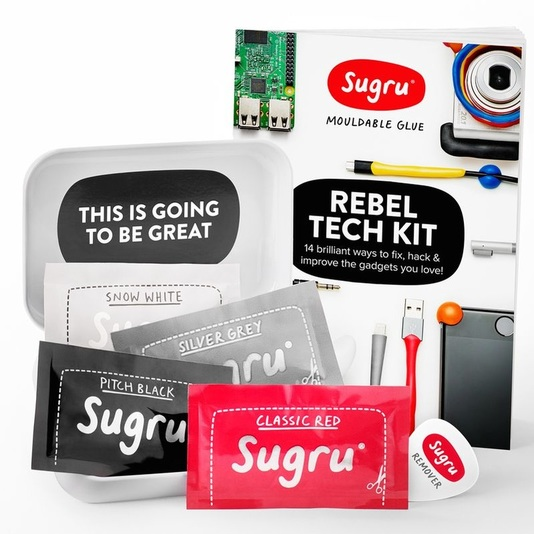 Sugru rebel tech kit Picture