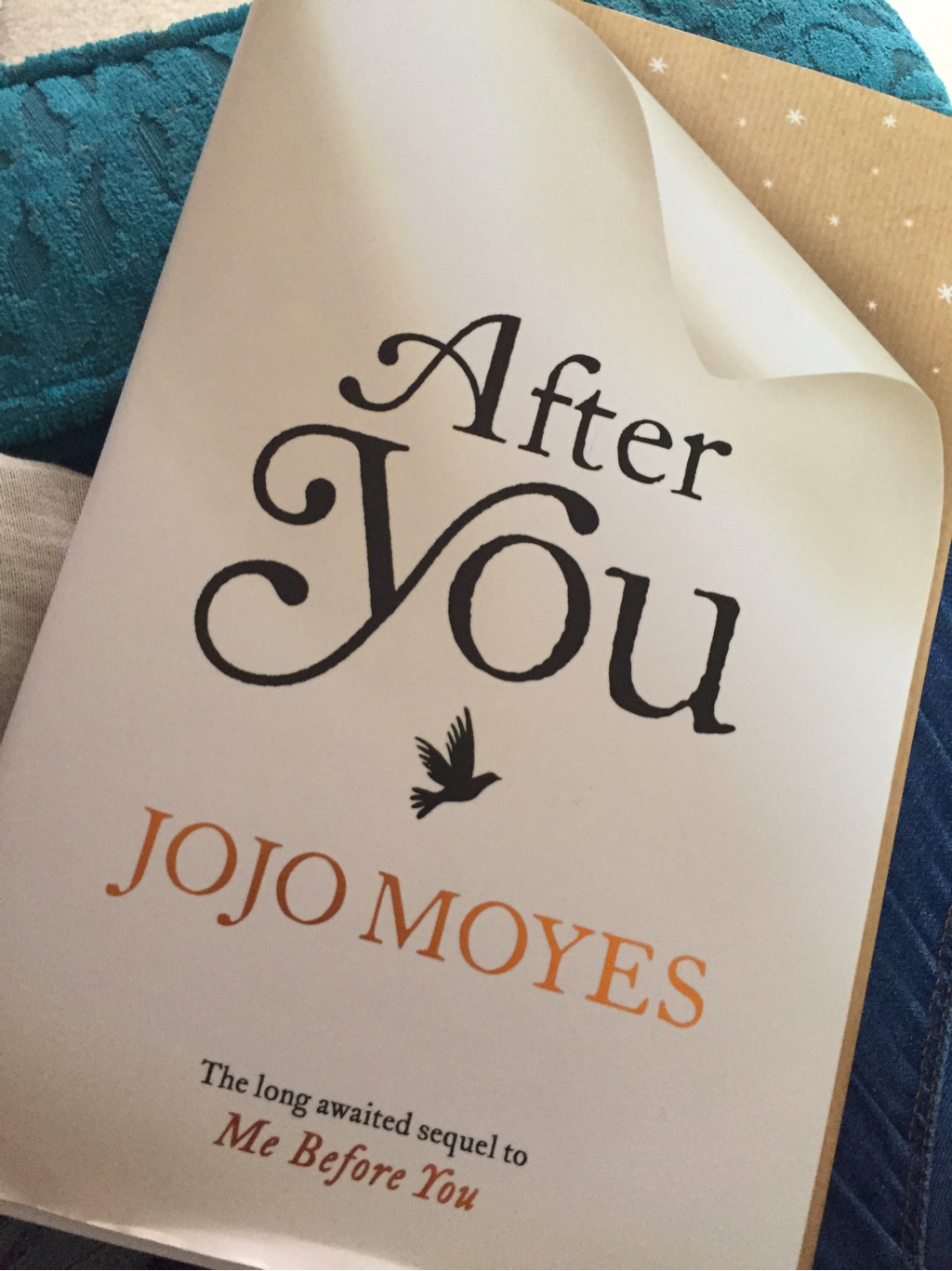 Book review after you jojo moyes