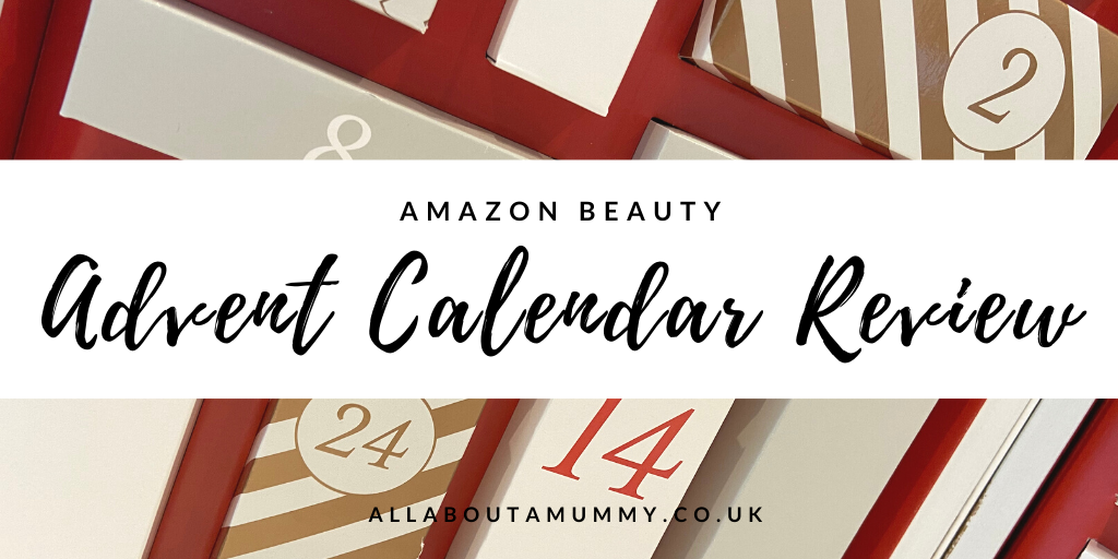 Amazon Beauty Advent Calendar Review