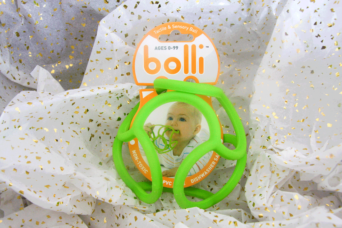 Picture of Bolli teether sensory ball