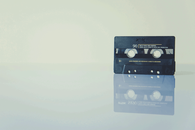 Picture of cassette