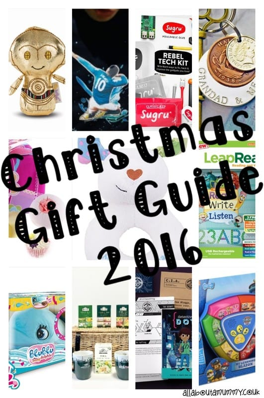 Christmas gift guide 2016 Picture