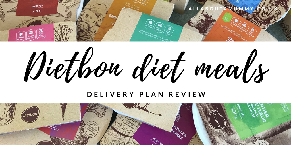 Picture of Dietbon diet meals delivery plan delivery