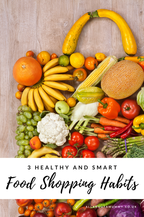 3 Healthy and Smart Food Shopping Habits to Adopt Blog Post