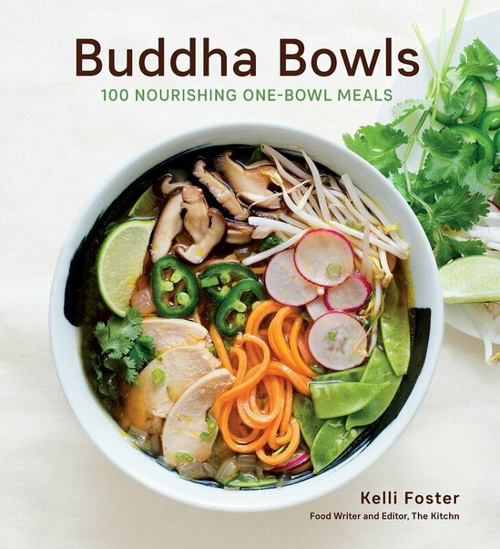 Picture of Buddha bowls book