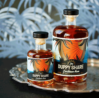 Picture of The Duppy Share rum