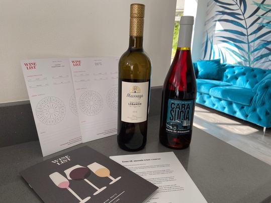 The Wine List review - box contents