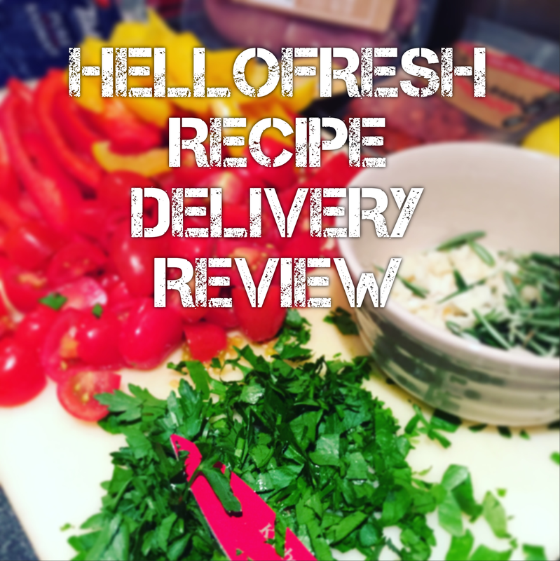 HelloFresh review Picture