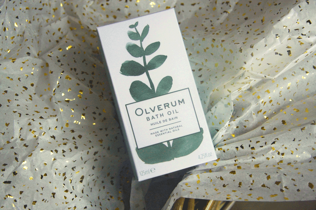 Picture of Olverum bath oil