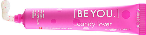 Picture of Curaprox Be You toothpaste