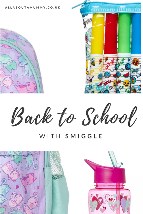 Back to School with Smiggle blog post
