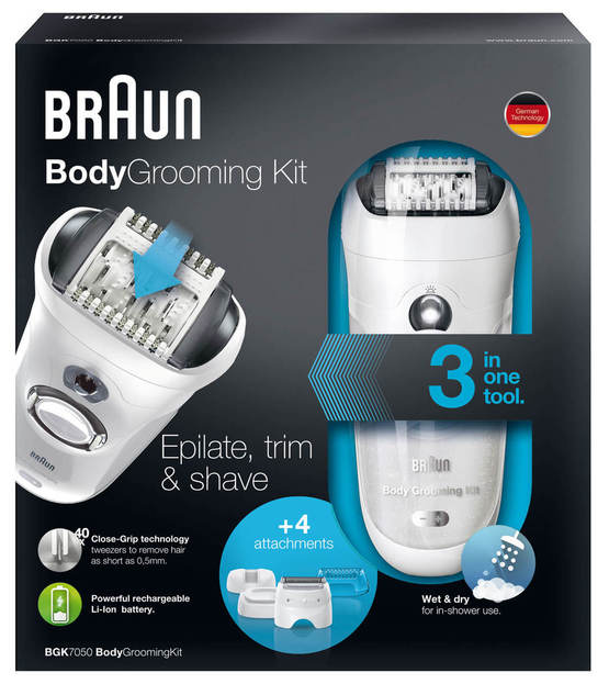 Braun Body Groomer BGK7050 Picture