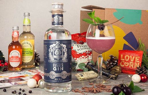 Picture of craft gin club gift box