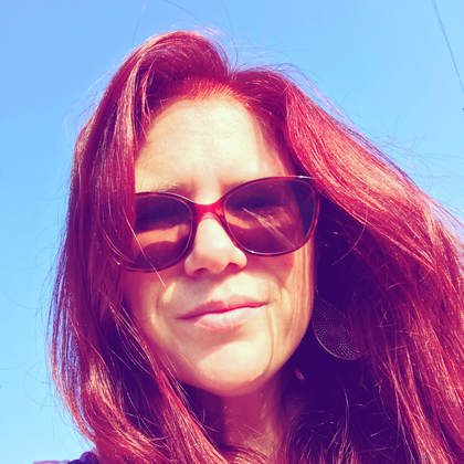 Picture of me with new red hair