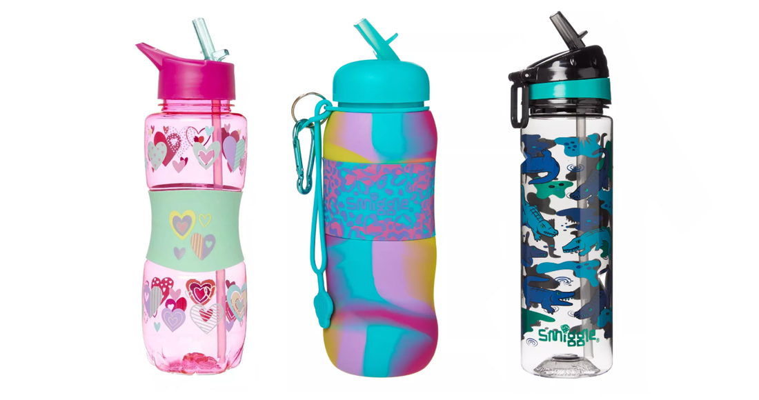 Picture of Smiggle water bottles
