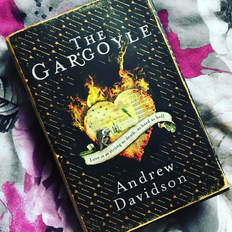 Picture of The Gargoyle book by Andrew Davidson