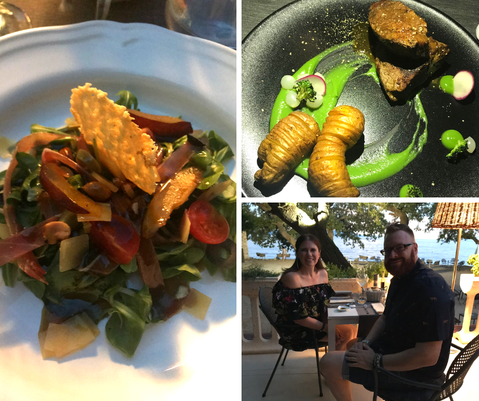Pictures of Gran Mare Grill resturant - Sensimar Adriatic Beach Croatia Review